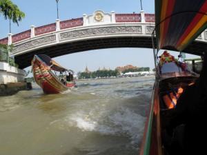 Blick aufs Wat Koh