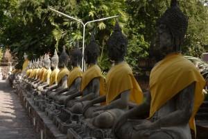 Buddhareihen
