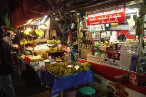 Nachtmarkt Bangkok 2