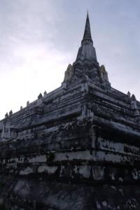 Wat - Ayutthaya 2