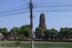 Wat - Ayutthaya