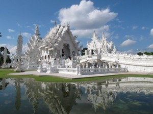 Chiang Rai - Weiser Tempel 1