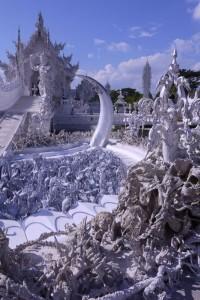 Chiang Rai - Weiser Tempel 2