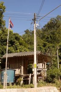 Dörfer der Bergstämme