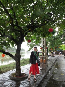 Ina in Hoi An