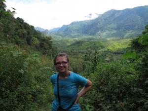 Laotische Bergwelt