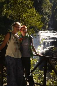 Sirithan Wasserfall