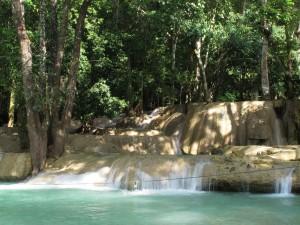 Tad Sae Wasserfall