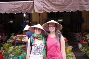 Vietnamesische Hüte