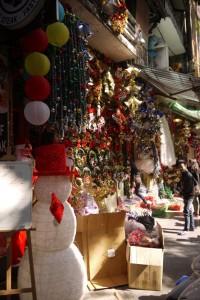 Weihnachtschmuckladen