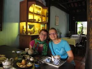 gemütliches Teehaus in Hoi An