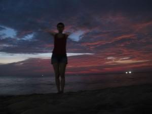 Sonnenuntergang auf PhuQuoc