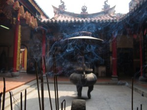 Tempel in Cholon