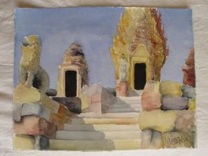 gemalt - in der Roulous Gruppe