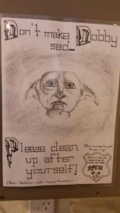 Sad Dobby