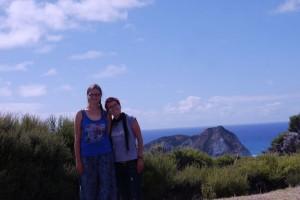 Blick von East Cape