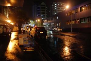 Immernoch Regen