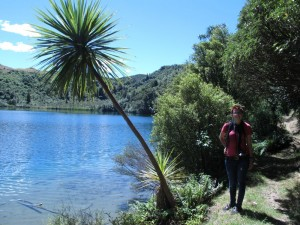 Ina im Opouahi Scenic Reserve