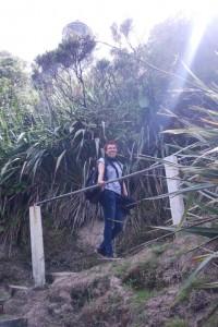 Wanderung zum East Cape Lighthouse
