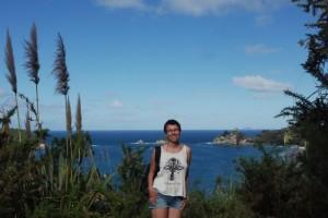 Wanderung zur Cathedral Cove