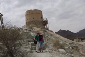 Wehrturm in Hatta