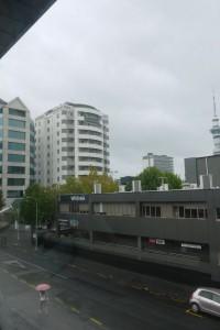 erster Regen